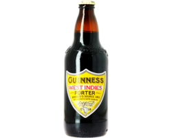 Bottiglie - Guinness West Indies Porter