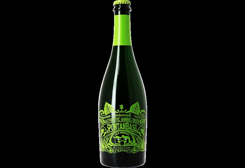 Flaskor - Lindemans / Mikkeller Spontanbasil