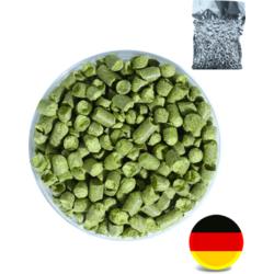 Houblons de brasserie - Houblon Hallertau Blanc en pellets - récolte 2019