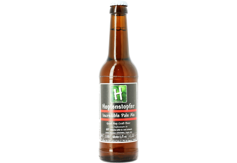Bouteilles - Hopfenstopfer Incredible Pale Ale