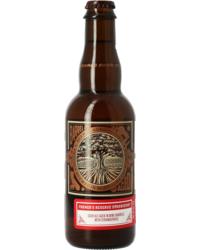 Bottled beer - Almanac Farmer's Reserve Strawberry