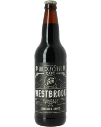 Bottled beer - Westbrook Mexican Cake