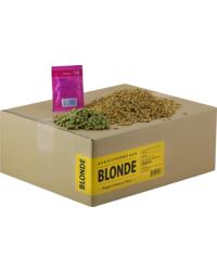 Prepara la tua birra a casa - Ricarica Beer Kit birra Belgian Blonde