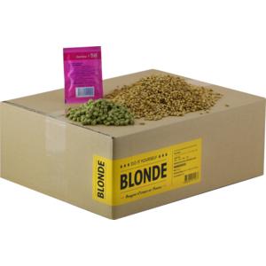 Navulling Brouwpakket, Beerkit Blond (L)
