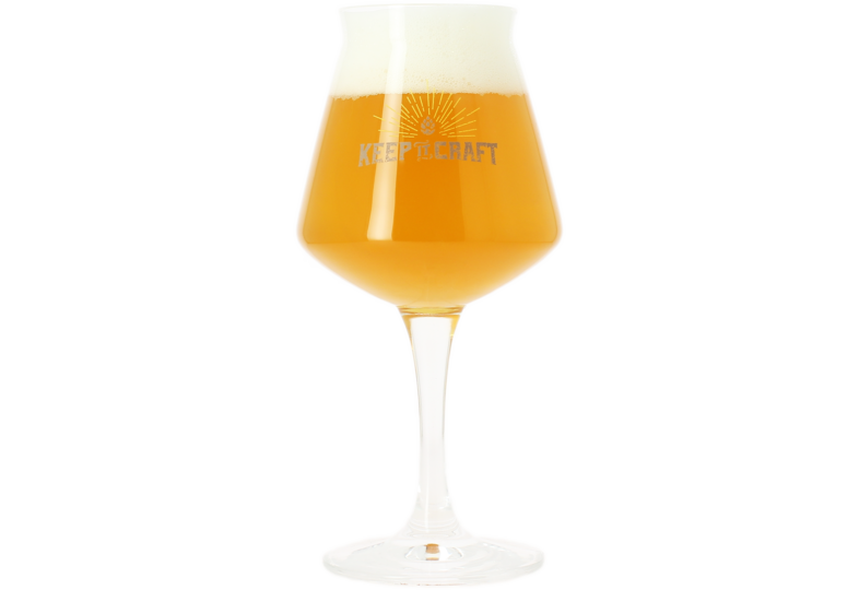 Beer glasses - Teku Keep It Craft glass - 25 cl