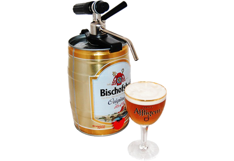 Beer dispensers - Pocket Tap System beer pump for Standard Keg