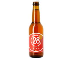 Bouteilles - 28 Tripel
