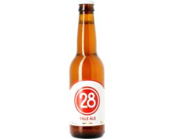 Bouteilles - Caulier 28 Pale Ale