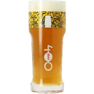 Glas Grolsch 400 jaar