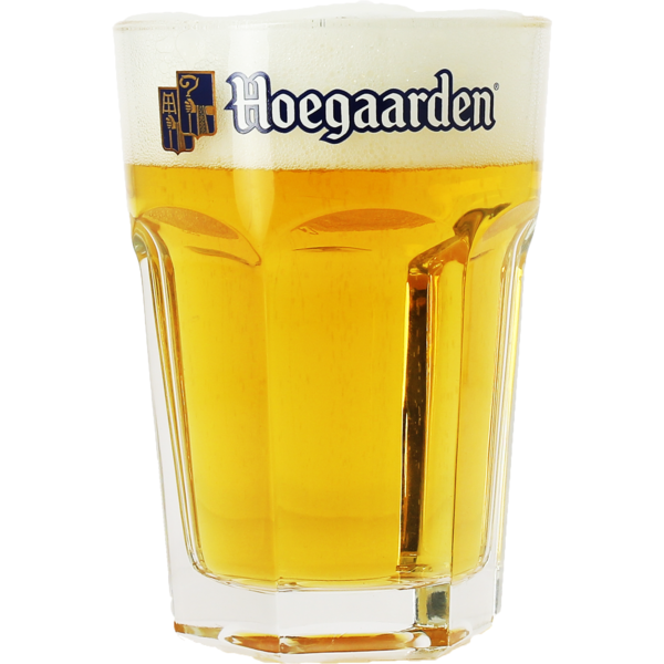 Hoegaarden 25cl glass