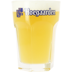 Bierglazen - Hoegaarden glas - 25cl