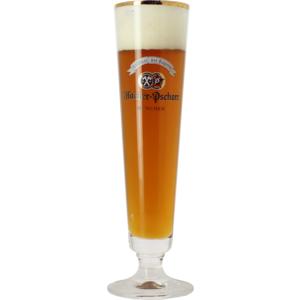 Hacker-Pschorr Flute Glass
