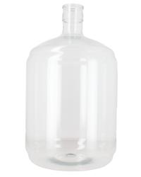 Dames-Jeannes - Damigiana da 12 litri in polietilene, senza rubinetto