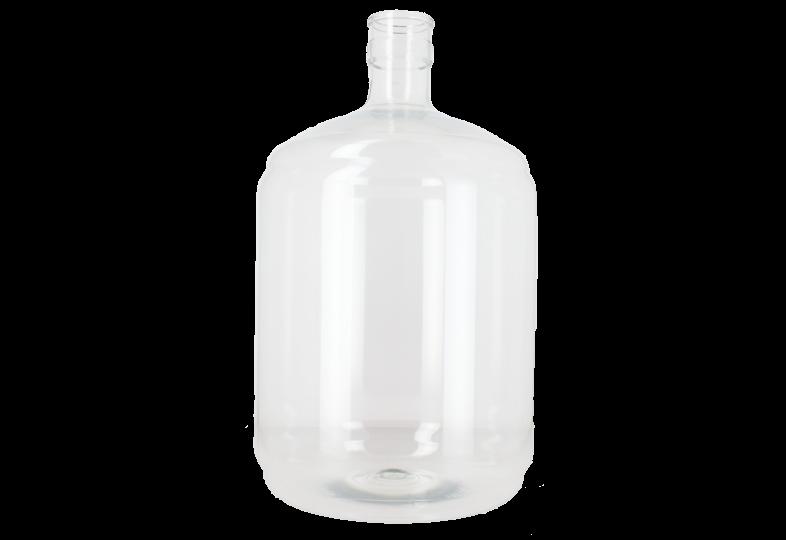Dames-Jeannes - Dame-jeanne 12L polyethylène sans robinet