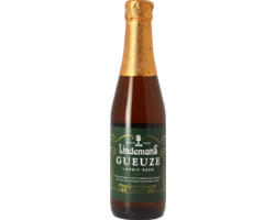 Bottled beer - Lindemans Gueuze