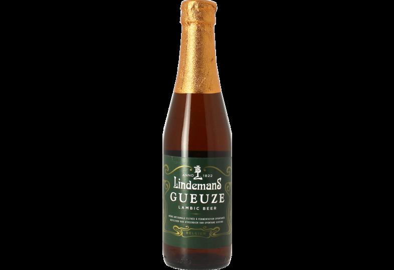 Bottled beer - Lindemans Gueuze