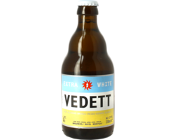 Bottled beer - Vedett Extra White