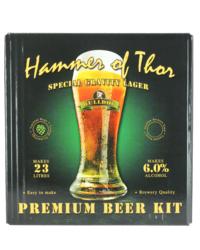 Kits de bières - Kit à bière Bulldog Hammer of Thor
