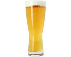 Verres à bière - Verre Kirin Ichiban Plat - 50 cL