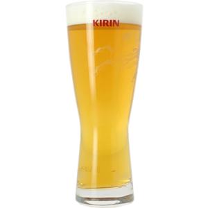 Verre Kirin Ichiban Plat - 50 cL