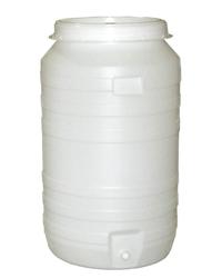 Cuves de filtration - Fût de fermentation plastique complet 210L