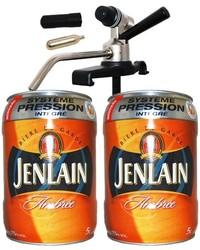 Tirage Pression de poche - Tirage Pression de poche + 2 Jenlain