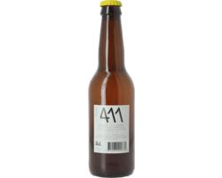 Bottled beer - Omnipollo Magic 411