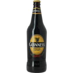Bottiglie - Guinness Special Export - 65 cL