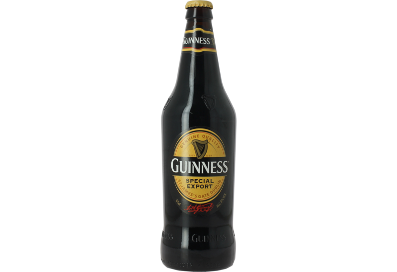 Bottiglie - Guinness Special Export - 65 cL