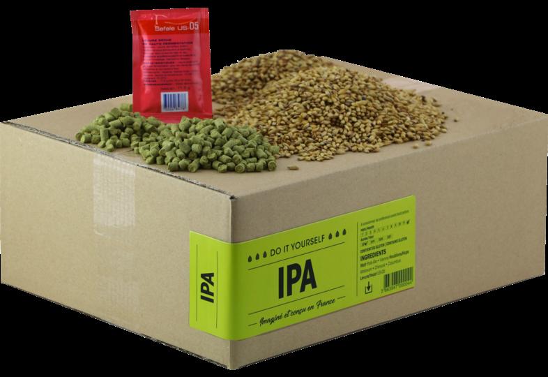 Beer Kit - Recette Beer Kit bière IPA