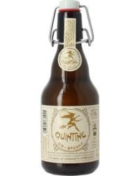 Flaschen Bier - Quintine Blanche Bio