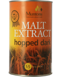 Extracto de malta - Sirop de malt d'orge foncé ou darck Muntons
