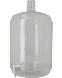 Dames-Jeannes - Dame-Jeanne 23L Polyethyllène avec robinet