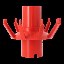 Embouteillage - Elément pour égouttoir rotatif en plastique