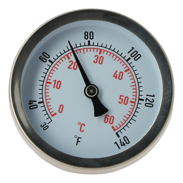 Thermometer for FastFerment fermenter