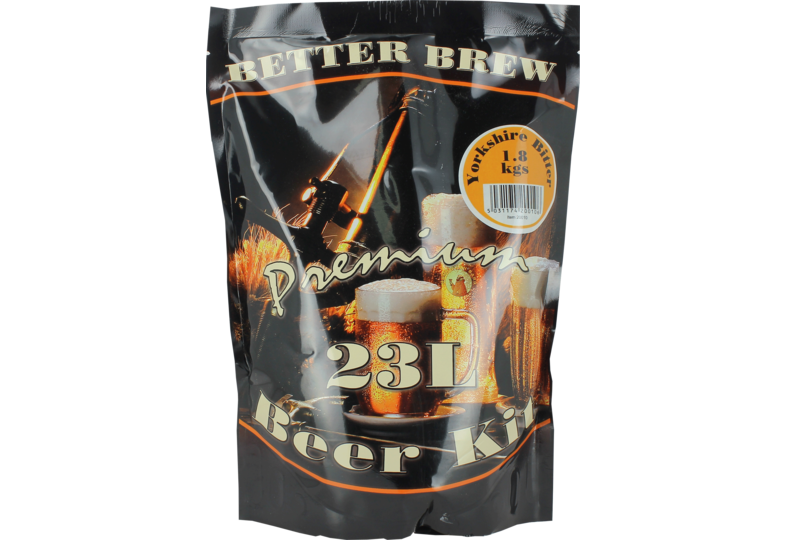 Kit à bière - Kit à bière Better Brew Yorkshire Bitter