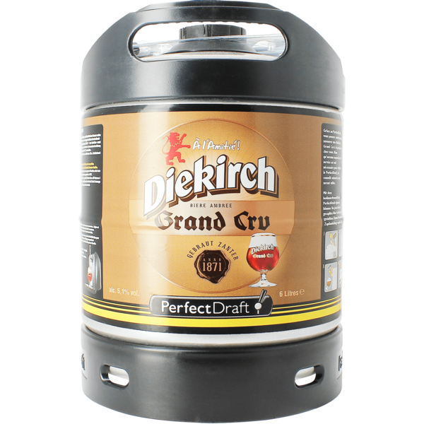 Fusto 6L Diekirch Grand Cru Perfectdraft