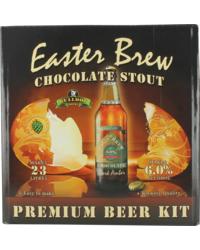 Kits de cerveza - Kit à bière Bulldog Easter Brew Chocolate Stout