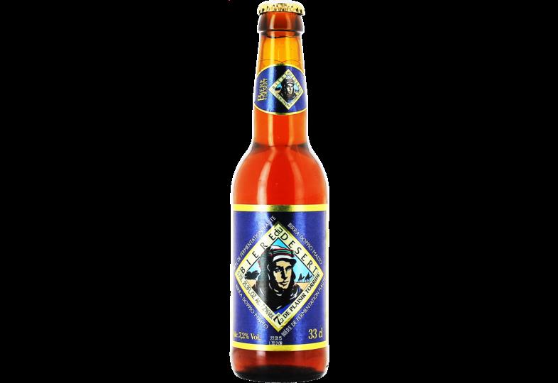Bottled beer - Bière du désert