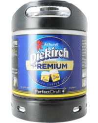 Barriles - Diekirch Premium PerfectDraft 6-litre Barril