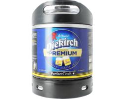Kegs - Diekirch Premium PerfectDraft 6-litre Keg