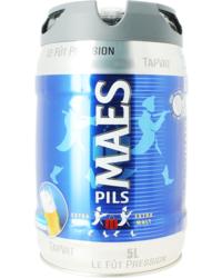 Barriles - Maes Pils | Beertender - Barril 5l