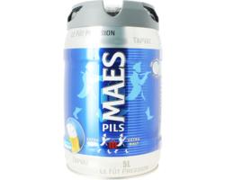 Fûts de bière - Fût 5L Maes Pils Beertender