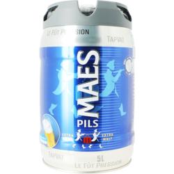Fässer - Maes Pils 5 Liter-Beertender-Fass