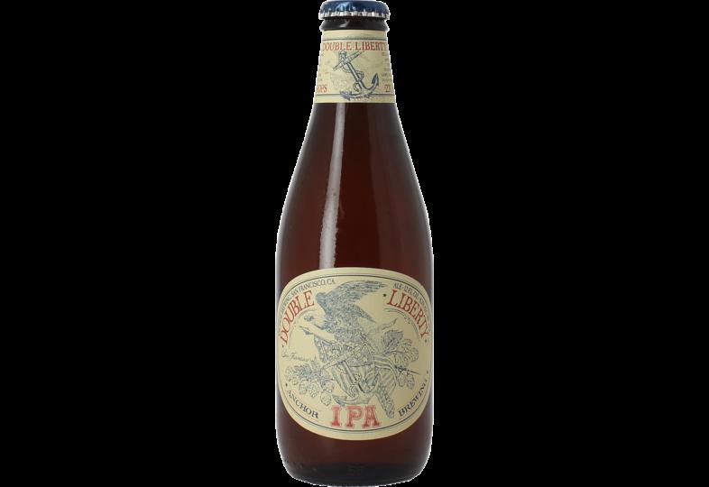 Flaschen Bier - Anchor Double IPA