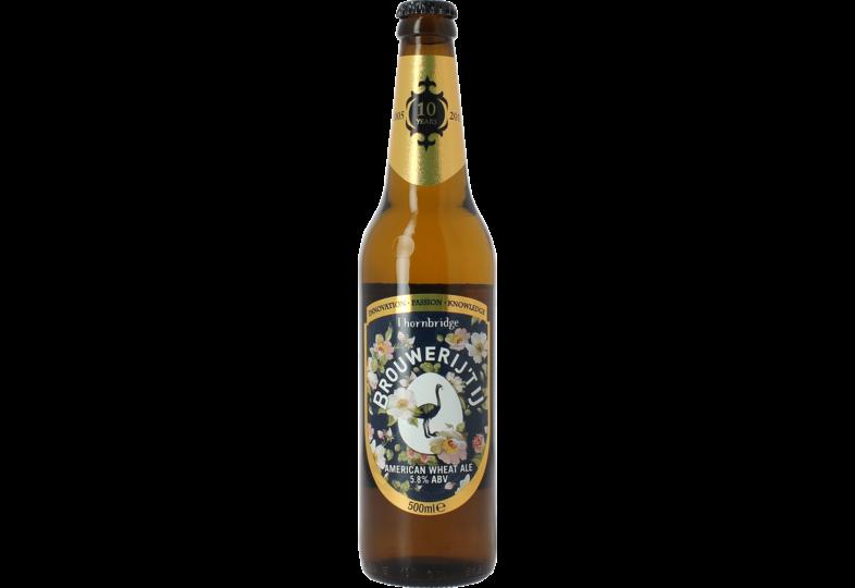 Bouteilles - Thornbridge / 't  IJ American Wheat Beer