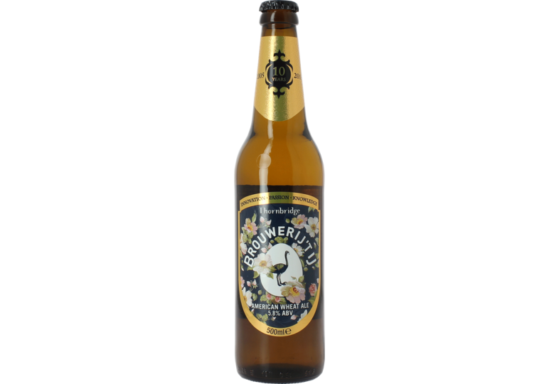 Bouteilles - Thornbridge / 't  IJ American Wheat Beer