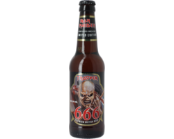 Botellas - Iron Maiden Trooper 666 Limited Edition