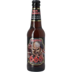 Iron Maiden Trooper 666 Limited Edition