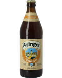 Bottled beer - Ayinger Ur-Weisse